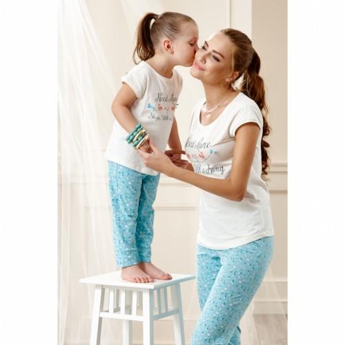 01268 Пижама для девочки 5900 тенге. Размеры  4 5 f069de79fa0dc